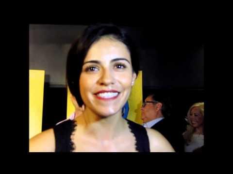 Olga Segura actua en cine con Aron Diaz y laura Zapata en: