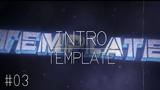 FREE Intro Template #03 (My best template :-) • PhoenixFX