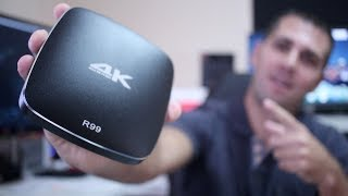 R99 | FINALLY A DECENT RK3399 ANDROID TV BOX