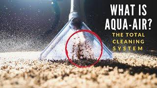 What is the Aqua-Air Wet/Dry?