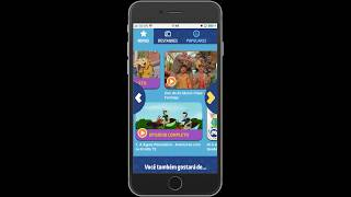 UI/UX Responsive Design - Discovery Kids React App