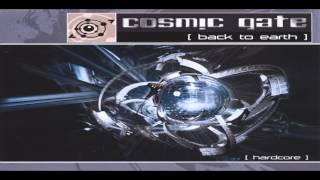 Cosmic Gate - Back to Earth (Original)
