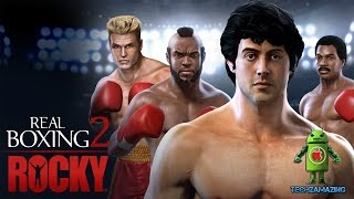 Real Boxing 2 ROCKY (iOS/Android) Gameplay HD