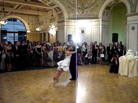 Larry And Annas Wedding Tango