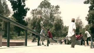 Sugar Skateboards - Mario Saenz North Hollywood Skate Plaza