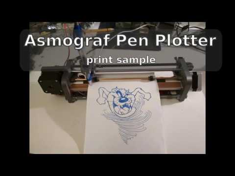 How TO Made Pen Plotter    - Myhiton