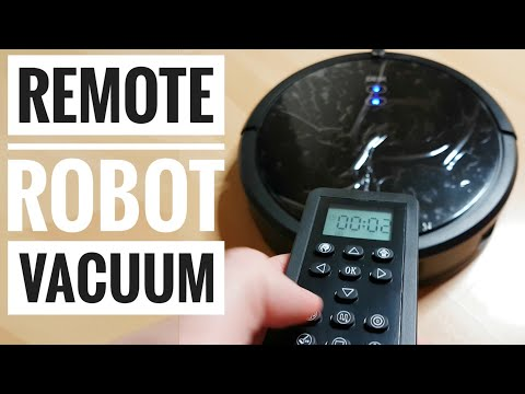 How to use Robotic Vacuum Cleaner for wet mopping floor Amazon Deik