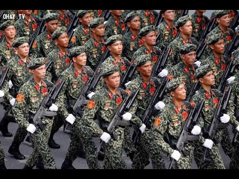 Vietnam People's Army - Hell March