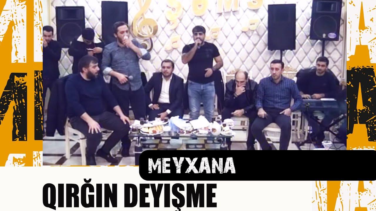QIRGIN DEYISHME MEYXANA - Resad Dagli,Vuqar Bileceri,Ruslan,Orxan Lokbatan,Cahangest,Nesib