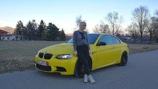 LETTING MY GIRLFRIEND DRIVE MY BMW M3! - (Sub ENG)