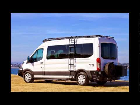 Ford Transit Offroad >> 4x4 Transit at Newberg Ford NOW! - YouTube