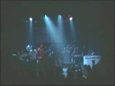 MOJO PROJECT CLOSURE Live in Madrid