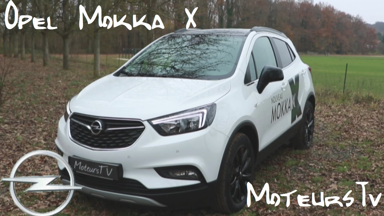 opel mokka x 1 6 cdti 136 ch youtube. Black Bedroom Furniture Sets. Home Design Ideas