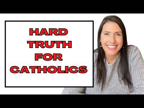 THE HARD TRUTH THAT SOME CATHOLICS MAY NOT WANT TO HEAR | MARSHALL AND VORIS AND SSPX 😳 OH MY!!