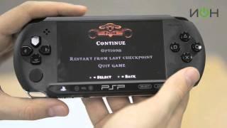 Sony PlayStation Portable E1008