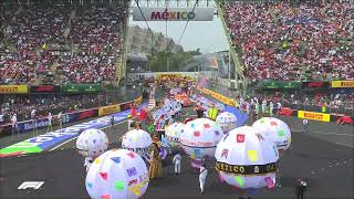 F1: LIVE at the 2019 Mexico Grand Prix