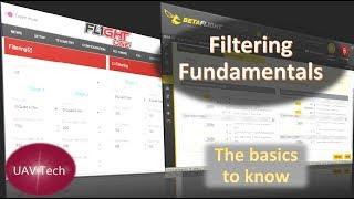 Betaflight & FlightOne Filtering Fundamentals