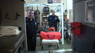 Behind the Scenes in an LAFD Rescue Ambulance