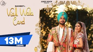 Viah Wala Card : Ravneet (Official ) Latest Punjabi Song 2018 | Juke Dock