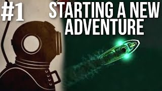 Let's Play Sunless Sea Gameplay Part 1 - Starting fresh Tutorial and Walkthrough