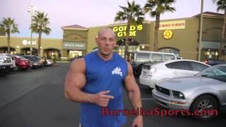 Hardkorowy Koksu  w Golds Gym Las Vegas 2017 Video