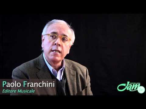 Intervista a Paolo Franchini - Editore Musicale