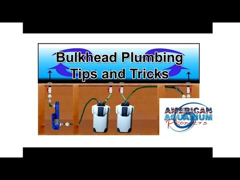 Bulkheads- Proper Use For Aquariums | Tips And Tricks