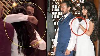 Aamir Khan HUGS Rumoured Girlfriend Fatima Sana Shaikh At Ambani's Bash