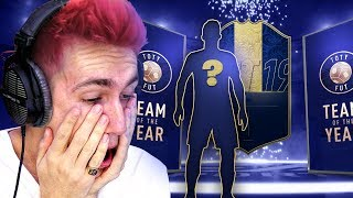 I PACKED A FIFA TOTY PLAYER??