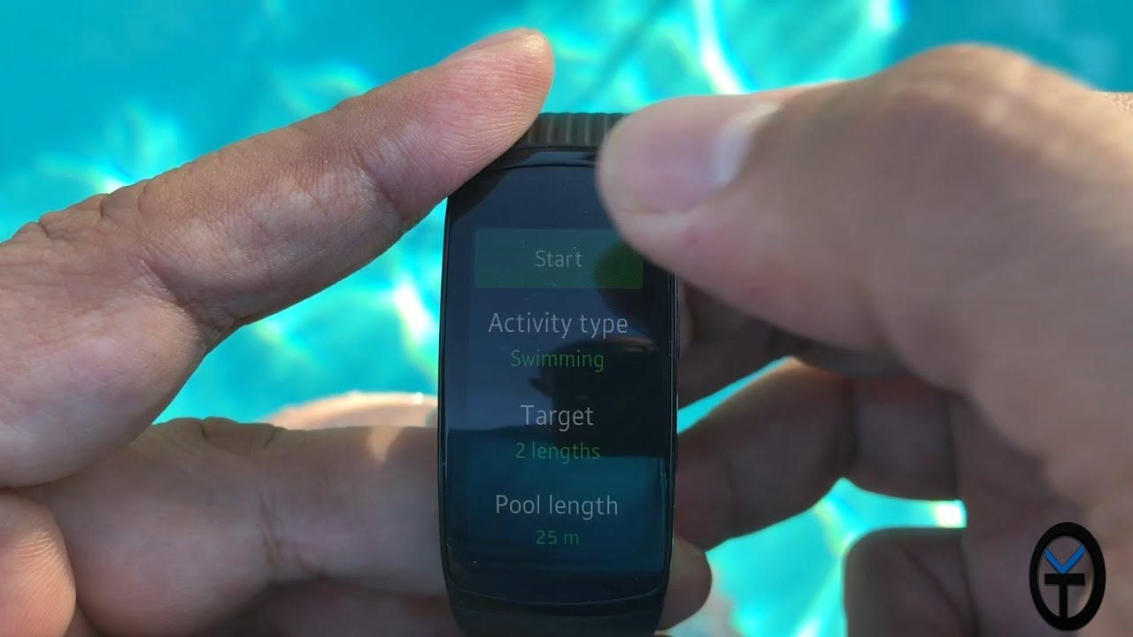 hot sales a388a d8272 Samsung Gear Fit 2 Pro Pool Test (Watch Before Getting In The Water)