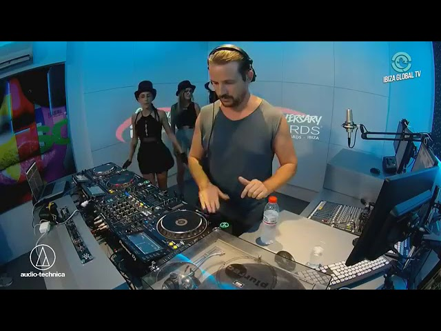 Luciano at ibiza global radio