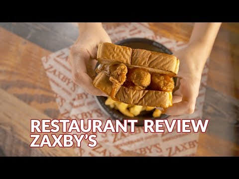 Restaurant Review - Zaxby's | Atlanta Eats