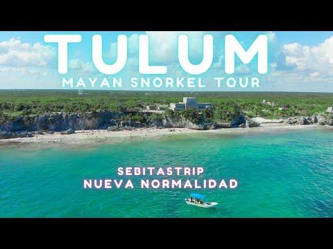 TULUM | TOUR SNORKEL ZONA ARQUEOLOGICA, CENOTES,  TRANSPORTE Y COMIDA| DESDE CANCUN O PLAYA