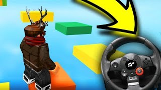 Will I GO OBBY in ROBLOX on the HANDLEBARS?! #2