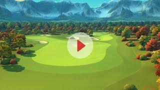 Golf Clash Quarterback Tournament Flyover
