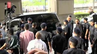 LIVE Presiden UMNO Datuk Seri Dr Ahmad Zahid Hamidi didakwa di Mahkamah Sesyen Kuala Lumpur