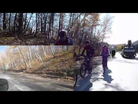 Закрытие летнего велосезона 2011. Часть 3