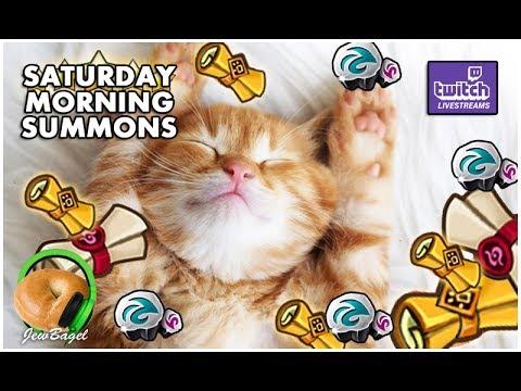 SUMMONERS WAR : Saturday Morning Summons - 1000+ Scrolls - (7/22/17)