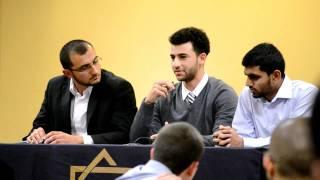 Irvine11 - Osama Shabaik Speaks at MCA, Santa Clara CA on Nov. 19, 11