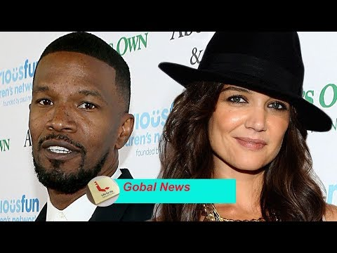 download Katie Holmes pregnant & Jamie Foxx was found holding hands when they came to the party together
