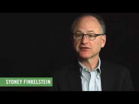 Key Lessons for Leaders in Managing Crisis and Change:  In Conversation with Sydney Finkelstein