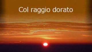 Gia il sole dal Gange --- Karaoke