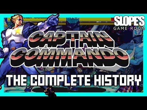 Captain Commando: The Complete History - SGR (feat. Ashens)