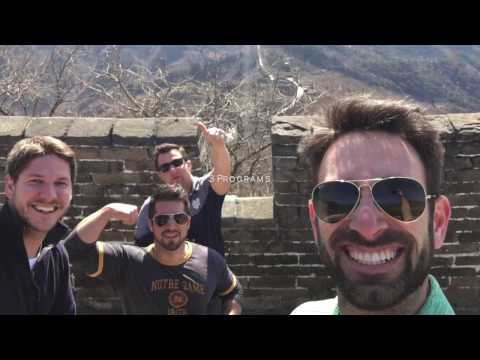 International Immersion 2017 in China