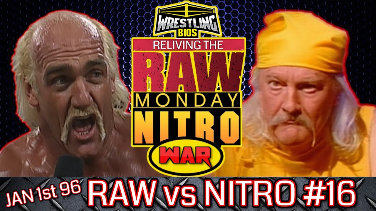 "Raw vs Nitro ""Reliving The War"": Episode 16 - Jan 1st 1996"