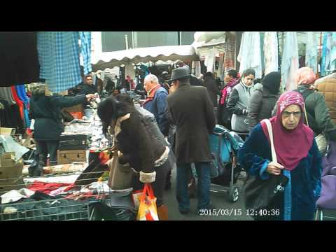 Market of Colombes (near Paris), 2015 March 15th