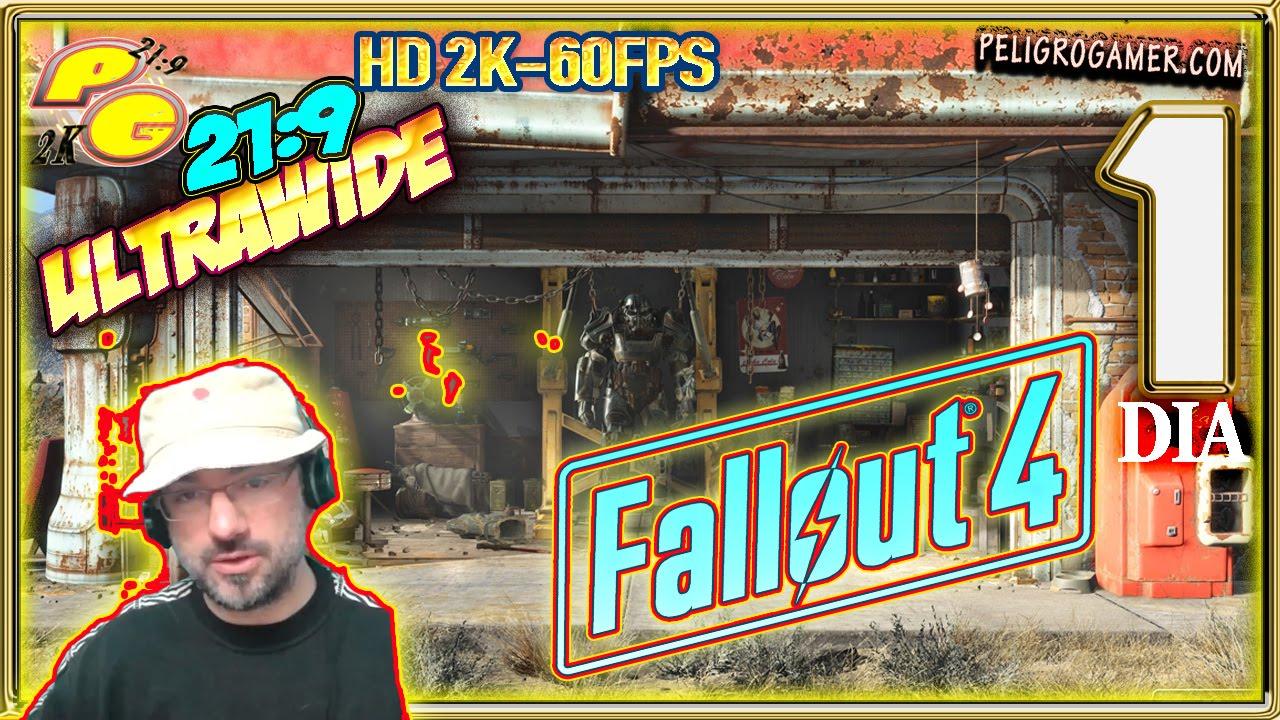 21 9 Fallout 4: 2k Gameplay Español 21:9 #1 - YouTube