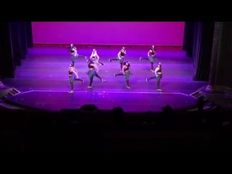Hawaii Pacific University Dance Team 2015-2016: Freakshow