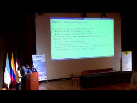 ICTAC2015 Conference - Oral Session on Logic and Semantics