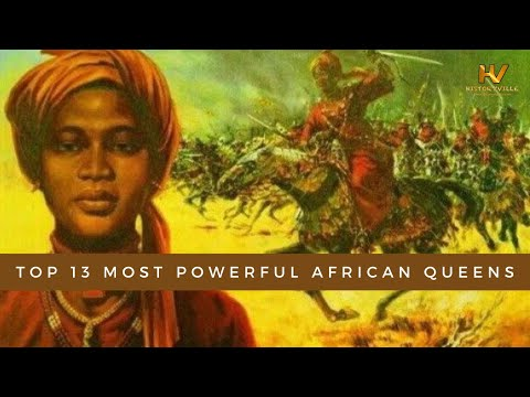 Top 13 Most Powerful Queens in Ancient Africa